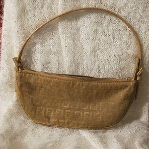 Vintage Fendi Crescent bag